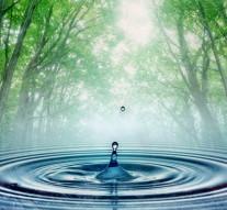 Aquífero Alter do Chão. Na amazônia brasileira é a maior reserva de água potável do planeta terra.