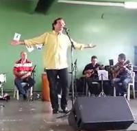 Doador do Amor. Samba de amor de mãe pré-selecionado para Mostra SP Exposamba 2013.