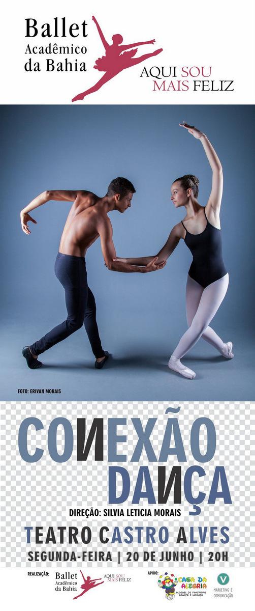 conexão dança ballet academico bahia